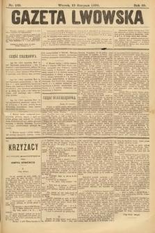 Gazeta Lwowska. 1899, nr 185