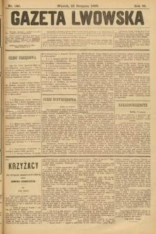 Gazeta Lwowska. 1899, nr 190