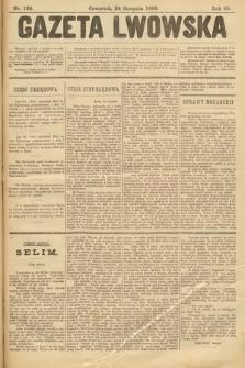 Gazeta Lwowska. 1899, nr 192