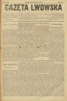 Gazeta Lwowska. 1899, nr 193