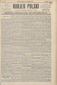 Kurjer Polski. 1893, nr262