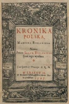 Kronika Polska Marcina Bielskiego