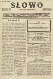 Słowo. 1924, nr8