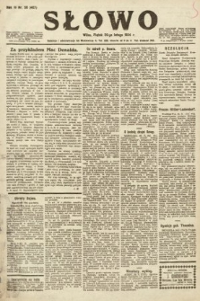 Słowo. 1924, nr50
