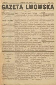Gazeta Lwowska. 1907, nr203