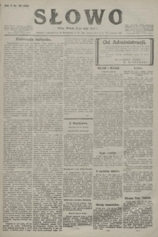 Słowo. 1924, nr119
