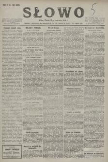 Słowo. 1924, nr132
