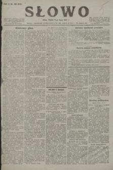 Słowo. 1924, nr155