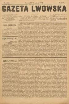 Gazeta Lwowska. 1907, nr208