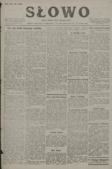 Słowo. 1924, nr191
