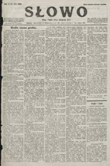 Słowo. 1924, nr272