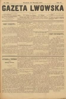 Gazeta Lwowska. 1907, nr224