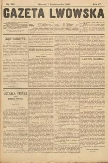 Gazeta Lwowska. 1907, nr225