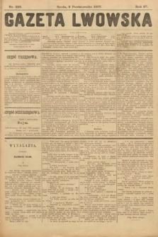 Gazeta Lwowska. 1907, nr226