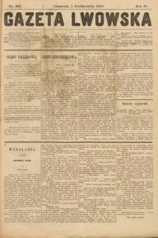 Gazeta Lwowska. 1907, nr227