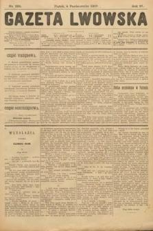 Gazeta Lwowska. 1907, nr228