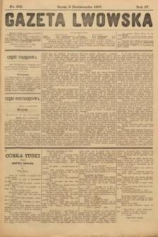 Gazeta Lwowska. 1907, nr232