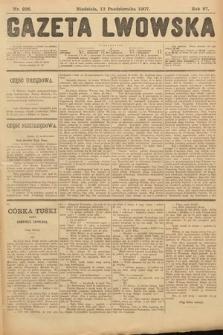 Gazeta Lwowska. 1907, nr236
