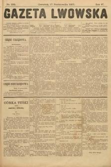 Gazeta Lwowska. 1907, nr239