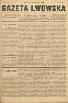 Gazeta Lwowska. 1907, nr240