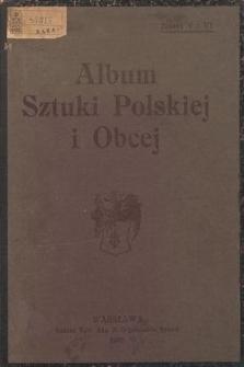 Album sztuki polskiej i obcej. Z. 5 i 6