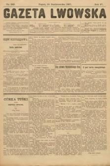 Gazeta Lwowska. 1907, nr246