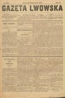 Gazeta Lwowska. 1907, nr250