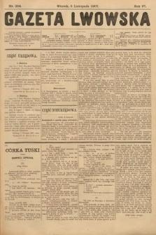 Gazeta Lwowska. 1907, nr254