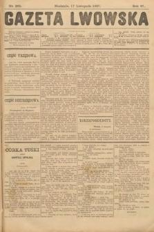 Gazeta Lwowska. 1907, nr265