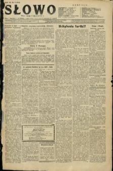 Słowo. 1927, nr3