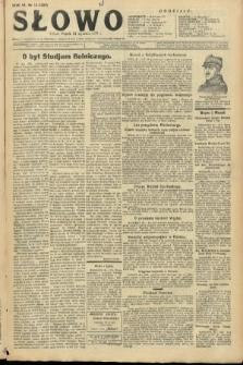 Słowo. 1927, nr16