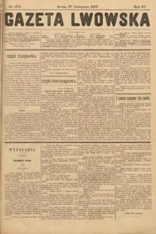 Gazeta Lwowska. 1907, nr273