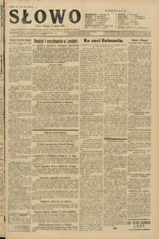 Słowo. 1927, nr109