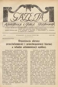 Gazeta Administracji i Policji Państwowej. 1935, nr6