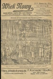 Wiek Nowy. 1902, nr313