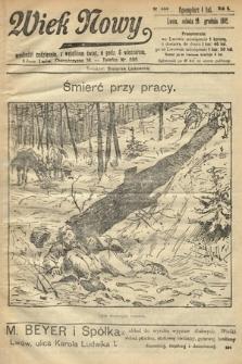 Wiek Nowy. 1902, nr444