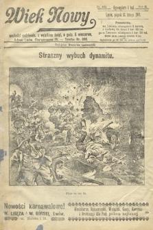 Wiek Nowy. 1903, nr486