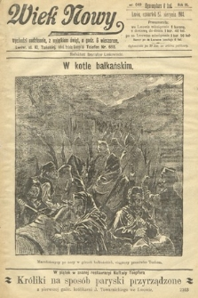 Wiek Nowy. 1903, nr649