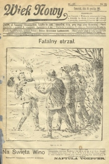 Wiek Nowy. 1903, nr737