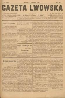 Gazeta Lwowska. 1907, nr282