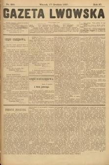 Gazeta Lwowska. 1907, nr290