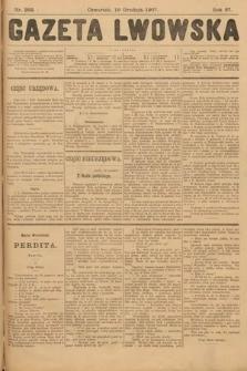 Gazeta Lwowska. 1907, nr292