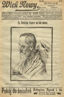 Wiek Nowy. 1904, nr794