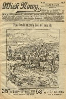 Wiek Nowy. 1904, nr818