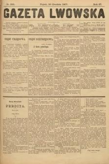 Gazeta Lwowska. 1907, nr293