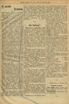Wiek Nowy. 1904, nr837