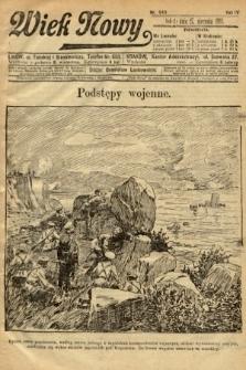 Wiek Nowy. 1904, nr949