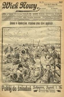 Wiek Nowy. 1904, nr799
