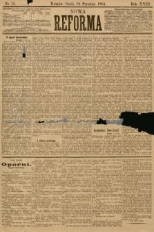 Nowa Reforma. 1904, nr15