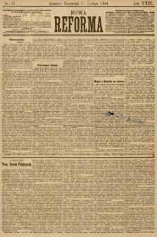 Nowa Reforma. 1904, nr33
